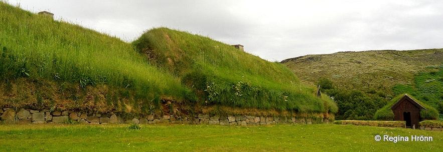 Þjóðveldisbærinn Saga-age farm
