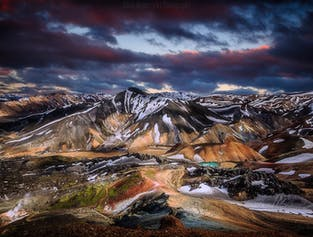 Landmannalaugar & Hekla Volcano | Private Super Jeep Tour