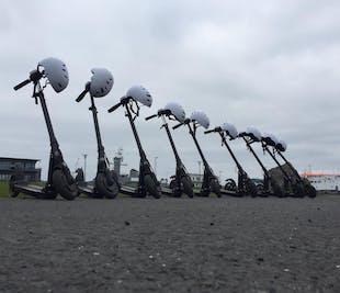 Reykjavik Scooter Sightseeing Tour