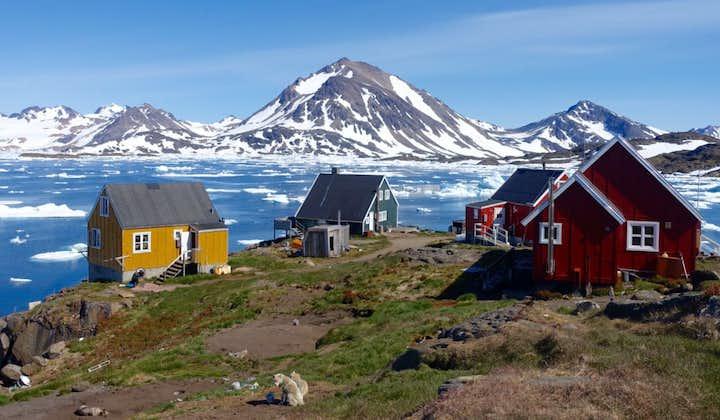 6日夏季套餐 冰岛南岸+格陵兰一日游
