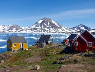 5泊6日北極旅行のパッケージ|アイスランドとグリーンランド