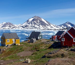 5泊6日極北旅行パッケージ|アイスランドとグリーンランド