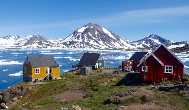 Kulusuk is a stunning village that perfectly encapsulates the fascinating Greenlandic nation.