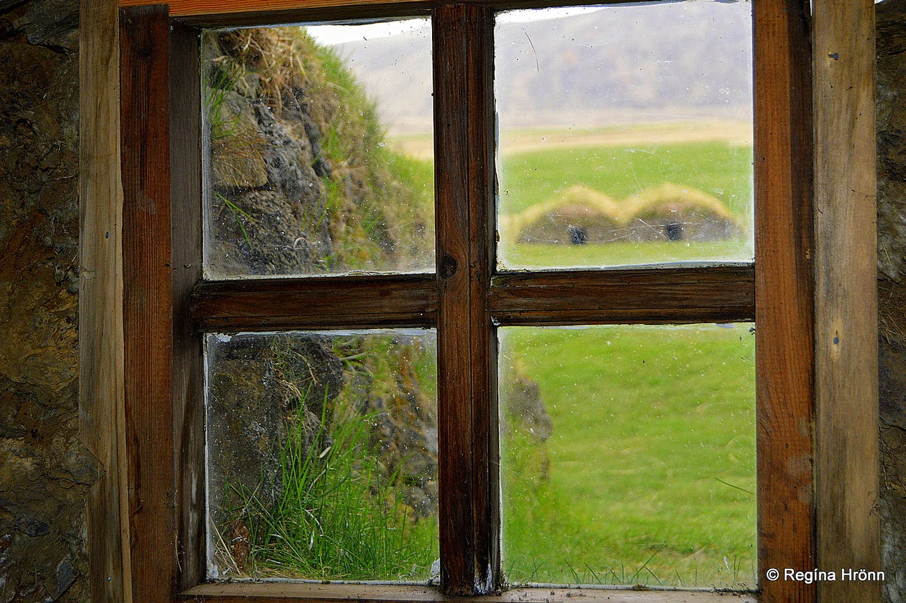 Keldur Turf House in South-Iceland - is this the oldest House in