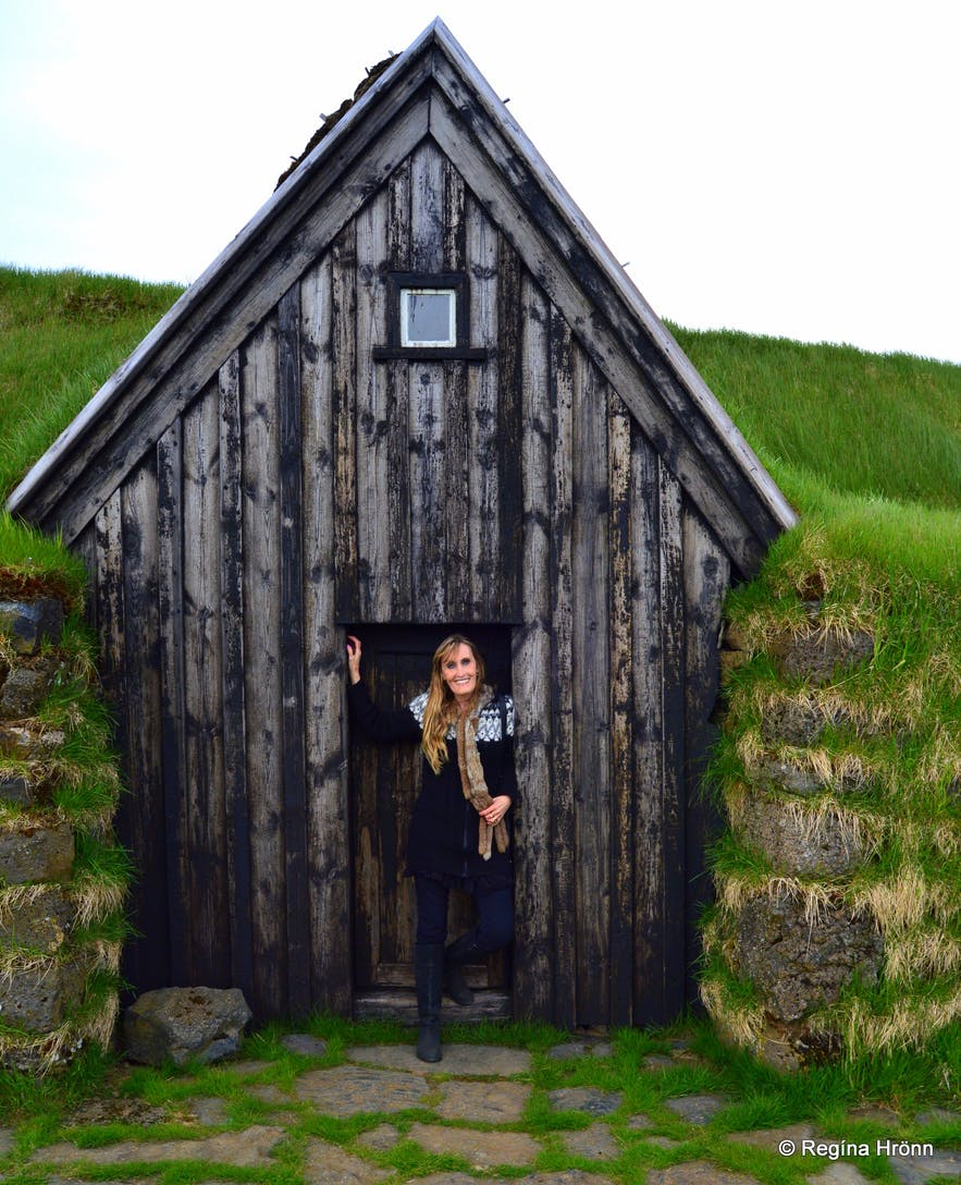 Keldur Turf House in South-Iceland - is this the oldest House in Iceland?