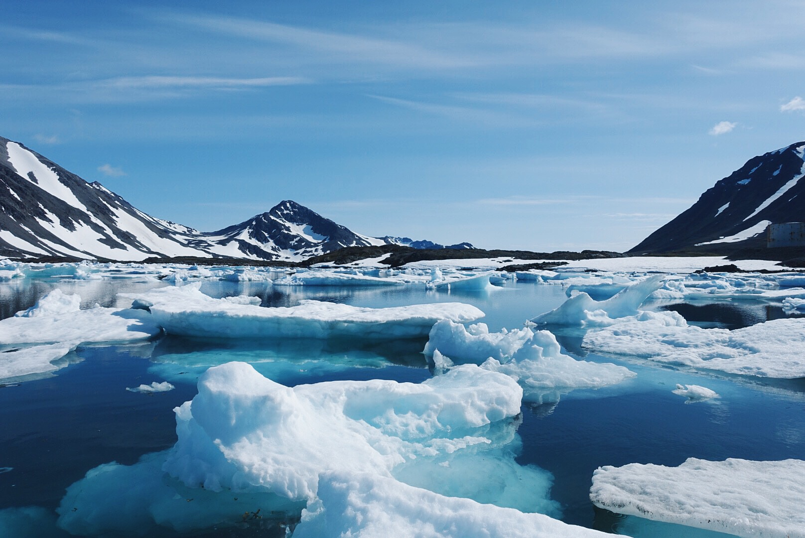 The fjords that surround the Greenlandic village of Kulusuk are renowned for their number of icebergs and whales.