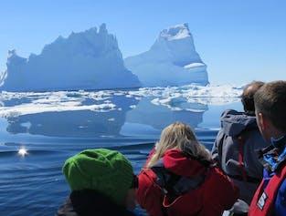 Spektakularne góry lodowe | 3-dniowa wycieczka z Islandii na Grenlandię