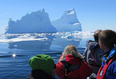 Iceberg Spectacle | Three-day Greenland tour from Iceland