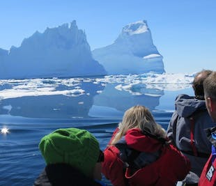 Iceberg Spectacle   Three-day Greenland tour from Iceland