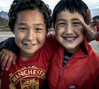 イルリサットの町に在住するグリーンランド人たちと仲良く!