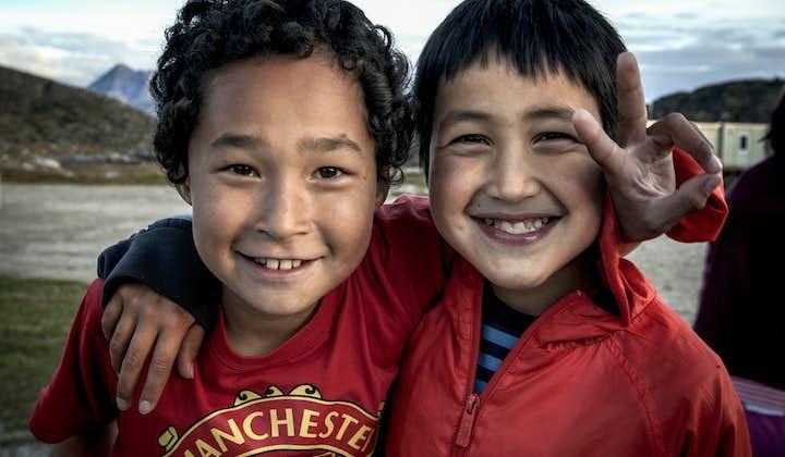 Rencontrez les groenlandais lors de votre voyage à Ilulissat.