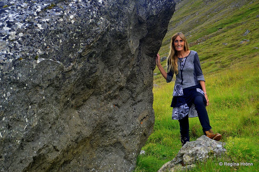 The Sheriff's Wife at Burstarfell and the Elf-Rock in East-Iceland - Icelandic Folklore