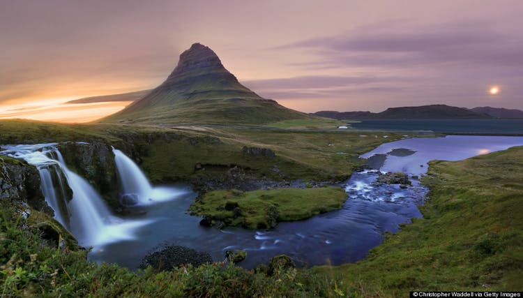 2-tägige Tour nach Snaefellsnes | Lavahöhle, Wasserfälle und Nordlichter