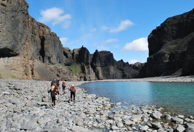 The Canyons of East Iceland | Hiking Day Tour
