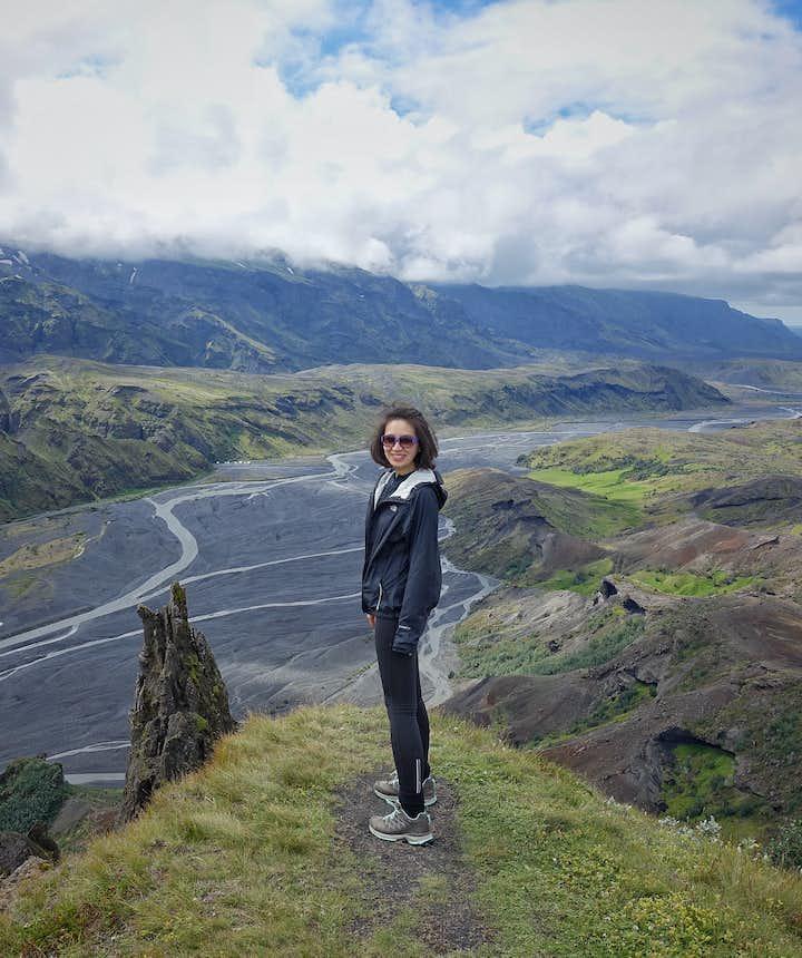 索斯莫克山顶的视野是一生必看的美景