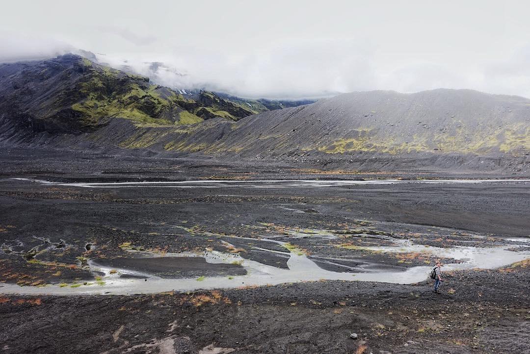 索斯莫克-冰岛中央内陆高地徒步体验谈