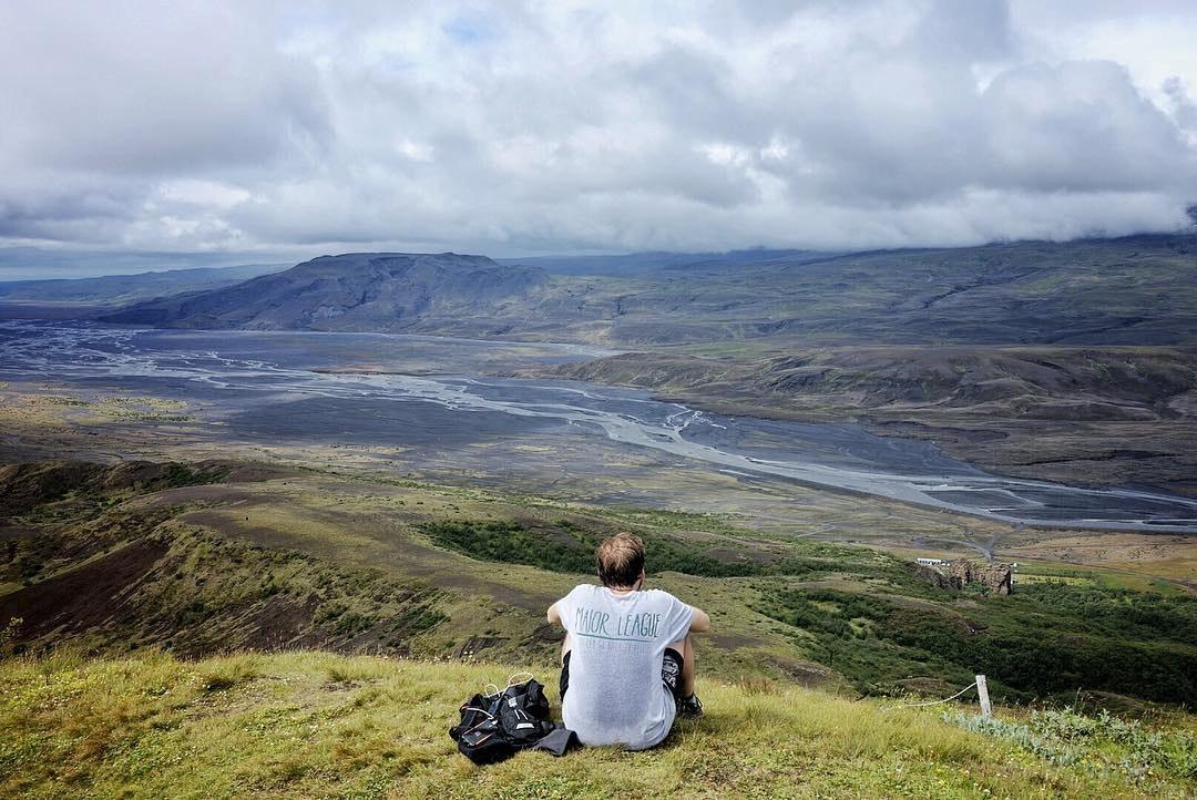 冰岛中央内陆高地-索斯莫克徒步一日游
