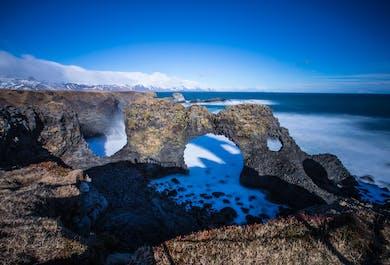 The Magical Snaefellsjokull National Park Tour