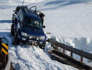 Tröllakrókar Canyon | Super Jeep Sightseeing Tour