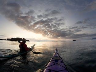 Sea Kayaking - Stykkishólmur harbor