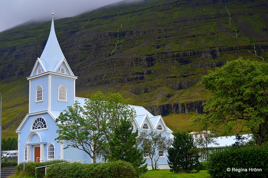 Seyðisfjarðarkirkja church