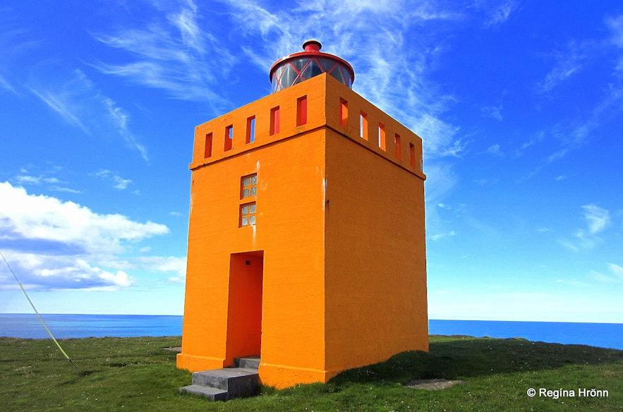 Rauðanúpsviti lighthouse NE-Iceland