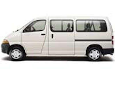 Toyota Hi-Ace 4x4 2008
