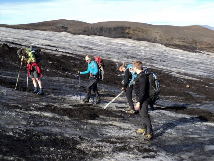 Askja and Kverkfjoll Hiking | 2 Days