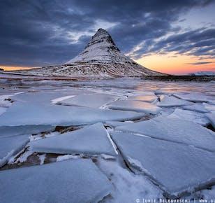 8 dni, pakiet | Zimowa wycieczka z przewodnikiem dookoła Islandii