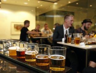 Reykjavik City Sightseeing and Beer Tasting