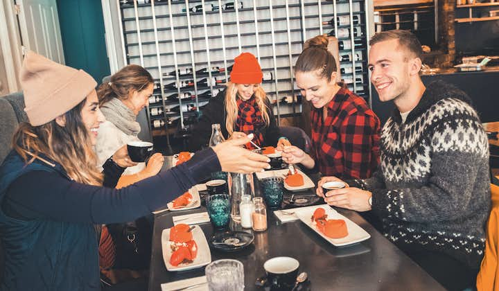 The Reykjavík Food Walk is the perfect opportunity to get to know Reykjavík's food culture and share some quality time with friends.