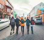 The Reykjavík Food Walk is specially designed to create warm memories of Reykjavík.