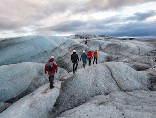 South Coast and Jokulsarlon Glacier Lagoon - Two Day (Winter)