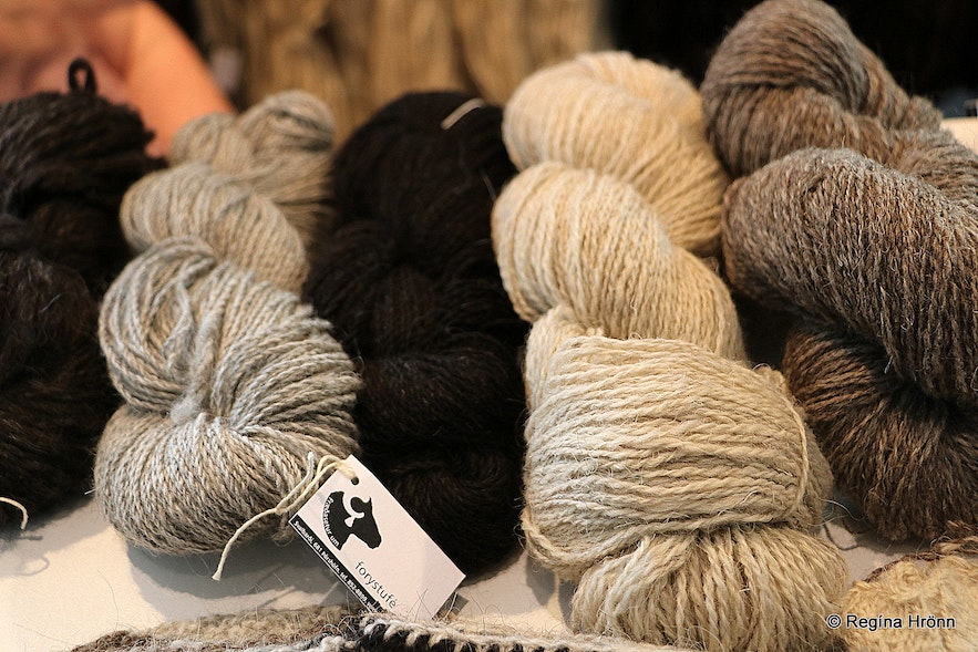 Wool at theStudyCentre on Leader-wethers
