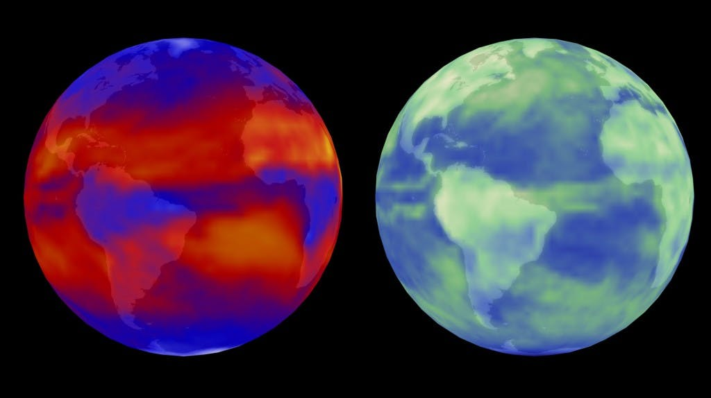 Earth's Climate Variability