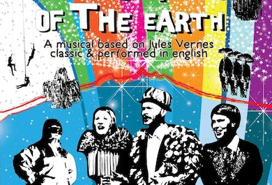Journey To The Centre Of The Earth: The Musical