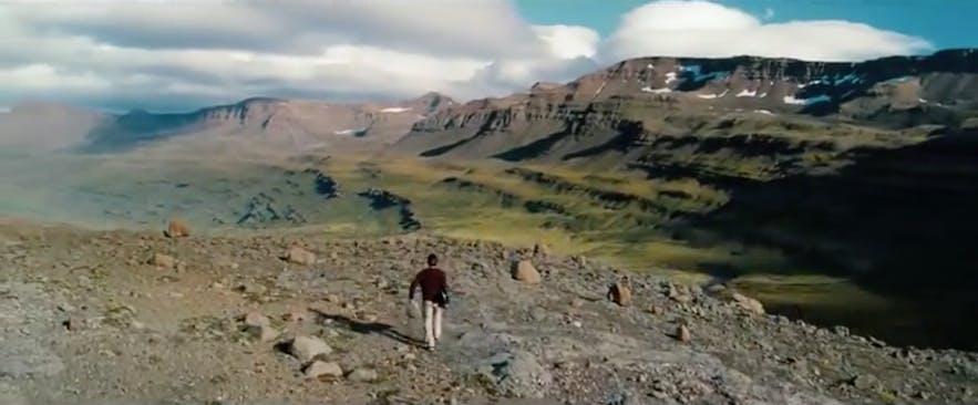 白日夢冒險王冰島拍攝場景