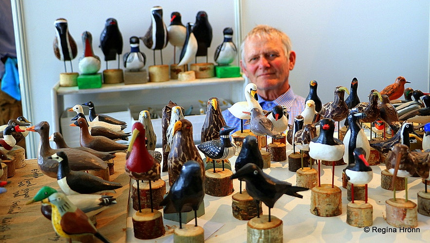 Icelandic Crafts and Design at City Hall in Reykjavík