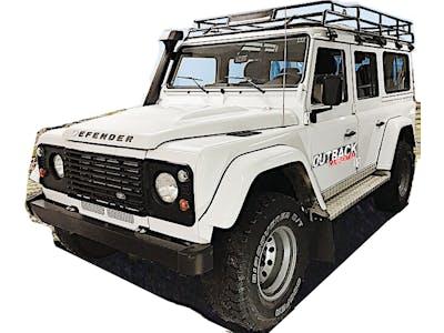 Land Rover Super Defender 110 4x4 2015