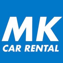 MK Car Rental logo