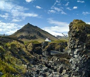 Snaefellsnes Peninsula Private Tour   Kirkjufell & Snaefellsjokull