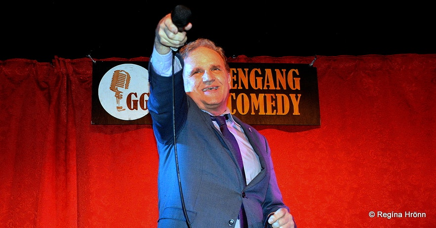 Stand-up comedy in Iceland