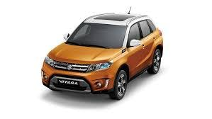 Suzuki Vitara Automatic with a rooftent 2016