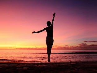 Black Beach Yoga