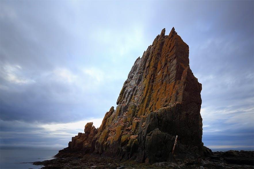 바튼스네스 반도 북부 아이슬란드
