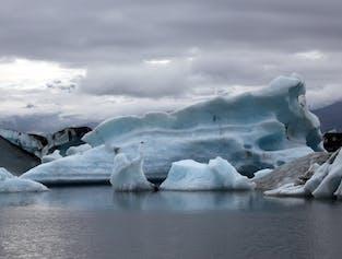 Laguna Lodowcowa - Islandzkie diamenty (mówimy po polsku)