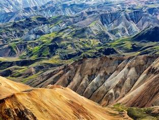 Landmannalaugar - czarodziejskie góry (mówimy po polsku)