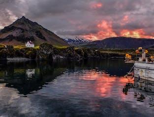 Półwysep Snæfellsnes - Islandia w pigułce (mówimy po polsku)