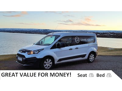 Ford Transit Connect Camper 2016