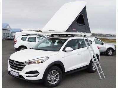 Hyundai Tucson 4x4 Automatic Camper 2017